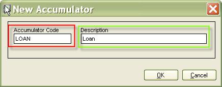 Loan Accumulator