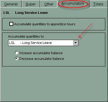 LSL Decrease accumulator balance