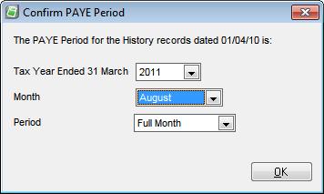 Importing pay history - Support Notes: MYOB Payroll (New Zealand