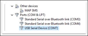 Setting up the Posiflex PP-8000 USB docket printer - Support